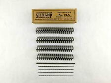 Nos Armstrong Bray 27 S Flat Belt Lacing Hooks Hit Miss Steam Engine Lathe Mill