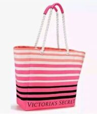 New!! Victorias Secret Limited Edition XL Weekender Beach Tote Bag