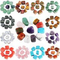 Tumbled Polished Stones Loose Gemstone Crystal Quartz Healing Reiki Wicca 1 Lb