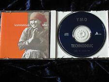YELLOW Magic Orchestra Giappone CD technodelic 1994 NO OBI ALCA - 9044 EX/EX