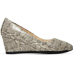 Cole Haan Womens Grand Ambit Multi Wedge Sandals Shoes 9 Medium (B,M)  1189