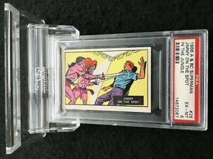 1968 a&BC SUPERMAN JIMMY ON THE SPOT #26 EX-MINT 6 SCARCE - Vintage garno PSA