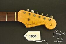 2007 Fender Custom Shop 1960 Stratocaster Neck Relic - Rosewood Fretboard #1031
