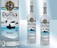 "Водка ""Донка"" мягкая 40% 500мл Vodka ""Donka"" weich Russischer Wodka Tradition"