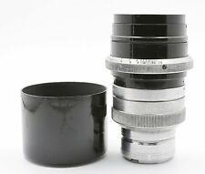 """Rare! KMZ PO2-2 2/75 F=75mm 1:2 High Resolution Lens for Cine Cameras """"KS"""" 40th"""