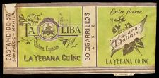 Philippines TALIBA HEBRA SPECIAL Cigarette Label