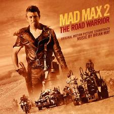 Brian May – The Road Warrior ( Mad Max 2 ) OST Soundtrack LP Vinyl RSD 2019 New!