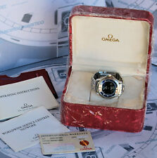 Rare watch crono multifunction OMEGA Seamaster SUB PROFESSIONAL set