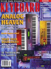 EXC COND 1999 Keyboard Magazine Test 12 Synths Roland JP-8080 Clavia Nord Lead 2