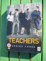 Teachers - Series 3 (DVD, 2004); Andrew Lincoln, Nina Sosanya, New - FREEPOST