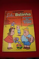 Little Lulu and Tubby ALMANAC - Brazilian comics - Editora Abril 1985