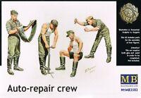 MAS3582 Masterbox 1:35 - Auto Repair Crew  plastic model figures