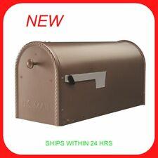 Gibraltar Em160Vb0 Edwards Post Mounted Mailbox R20