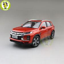 1/18 Mitsubishi ASX 2019 Diecast Model Toy Car SUV Boys girls gifts Orange