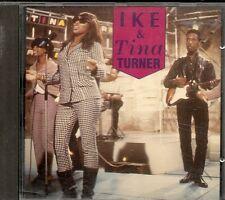 CD COMPIL 14 TITRES--IKE & TINA TURNER--COMPIL IKE & TINA TURNER