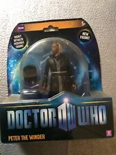 """DOCTOR WHO - PETER THE WINDER FROM """"THE BEAST BELOW""""-5"""" ACTION FIGURE-CHARACTER"""
