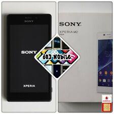 Sony Xperia M2 Aqua (D2403) Smartphone, 8GB **SPARE OR REPAIR**
