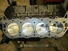 496 CU. IN. BIG BLOCK MARINE HIGH OUTPUT ENGINE, 454 STROKER