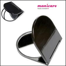 Pocket Dual Makeup Mirror Compact Folding Mini Hand Up Handbag Vanity Cosmetic