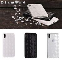 Custodia Cover - Diamond Back Case per Huawei Effetto Diamante in Silicone Tpu