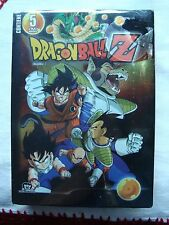 DRAGON BALL Z 5 DVD`s ALL REGION EPISODIOS 1-52 BRAND NEW ESPAÑOL LATINO