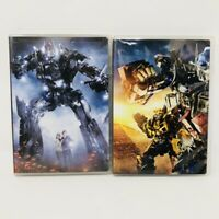 Transformers and Transformers : Revenge of the Fallen (DVD) Free Shipping