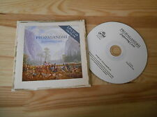 CD Punk Propagandhi - Supporting Caste (12 Song) Promo GRAND HOTEL VAN CLEEF