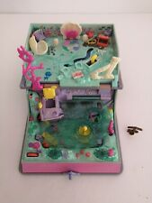 Polly Pocket Sparkling Mermaid Adventure Enchanted Storybooks Bluebird 1995