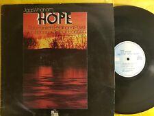 DISCO LP JIGGS WHIGHAM - HOPE - 1982 PAUSA RECORDS PR7134 - EX/GD