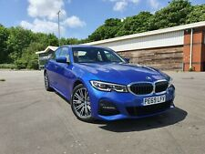 2020 BMW 330e M Sport Hybrid Electric (69 reg) Salvage Cat - N / Only 3200 miles