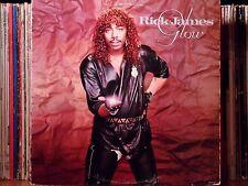 Rick James - Glow ♫ 1985 EX Original Gordy Motown Records Vinyl LP w/Insert ♫