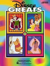 Disney Greats (2001, Paperback)