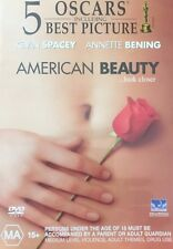 Drama American Beauty Kevin Spacey Annette Bening Mena Suvari Region 4 Dvd Vgc