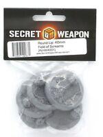 Secret Weapon RLHW4001 40mm Field of Screams (Round Lip) Halloween Pumpkin Bases