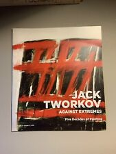 Jack Tworkov Against Extremes Five Decades of Painting 2009 UBS Gallery Booklet