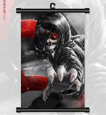 "8""*12"" Home Decor Japanese Anime Tokyo Ghoul Wall Poster Scroll 78"