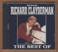 "RICHARD CLAYDERMAN cd ""The Best Of"" 1997 Dad NEW Sealed 23 Tracks 236231319646"