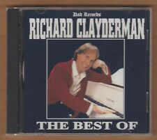 """RICHARD CLAYDERMAN cd """"The Best Of"""" 1997 Dad NEW Sealed 23 Tracks Germany Import"""