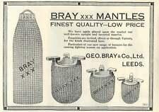 1926 Geoffrey Bray Leeds Mantles Old Advert