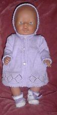 Máquina de tejer patrones para bebé nacido: Andrea 1