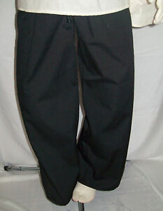New Handmade Renaissance Boy's Drawstring Pants Size 9/10 Various Colors
