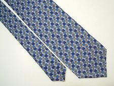 A.MOULEY PARIS Corbata Seda óptico seda corbata Con La Etiqueta Firmado