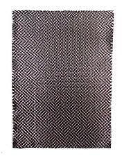 Tissu CARBONE pur 200g/m2 . Coupon de 30x20cm.