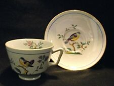 EXCELLENT Spode China England Queen's Bird Coffee Cup & Saucer 12 Available
