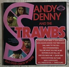 Sandy Denny & The Strawbs - All Our Own Work (1968) Hallmark Vinyl Record