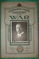 1916 WWI WW1 PRINT ~ GENERAL SMUTS