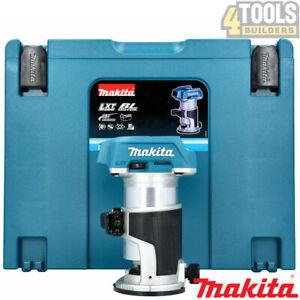 Makita DRT50ZJ 18V Cordless Brushless Laminate Router/Trimmer With MakPac Case