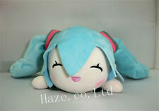Anime Hatsune Miku Vocaloid Smile Cute Cartoon Plush Toy Doll SAA