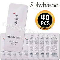 Sulwhasoo Bloomstay Vitalizing Cream 1ml x 40pcs (40ml) Sample Newist Version