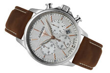 Junkers Men's 6878-4 SERIES TANTE JU 42mm Timepiece